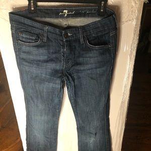 34cb73a5e560 Women Seven Jeans Rhinestone Pocket on Poshmark